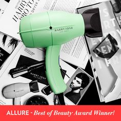 Congratulations Harry Josh! As the exclusive retailer, we're so excited to announce that the #HarryJoshProTools Pro Dyer 2000 is a 2014 Allure Best of Beauty award winner!
