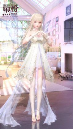 Art Manga, Anime Art Girl, Cute Anime Character, Character Outfits, Fantasy Dress, Fantasy Girl, Anime Outfits, Girl Outfits, Star Fashion