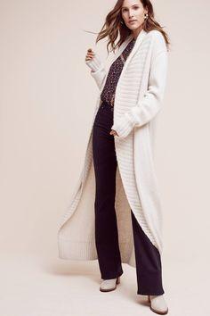 Caset Sweater Coat - anthropologie.com