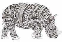 Zentangle Animals - Bing Images
