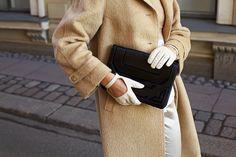 WST Llama Wool Coat / ALEXANDRA'S