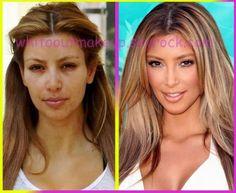 whItoOUTmAKEuP's blog - Page 37 - STARS SANS MAQUILLAGE/STARS WITHOUT MAKEUP/STARS AU NATUREL/STARS NO MAKE-UP/CELEBRITIES WITHOUT... - Skyrock.com Cellulite, Celebs Without Makeup, Star Wars, I Am Beautiful, Full Face Makeup, Kim Kardashian, People, Make Up, Photoshop