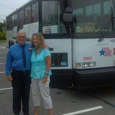 Kathi and Bob