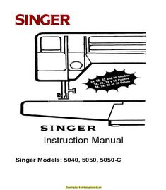 1816 Best Sewing Machine Manuals images in 2019