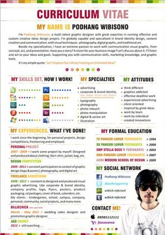 resume inspiration 30 super cool creative resume designs designwoop