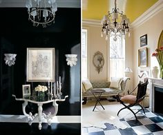Lacquered Walls - Quinn Cooper Style