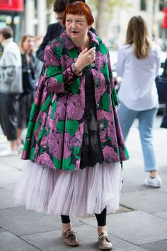 The Best Street Style Looks from London Fashion Week - Fashionista