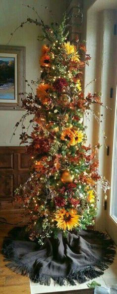 Thanksgiving  tree