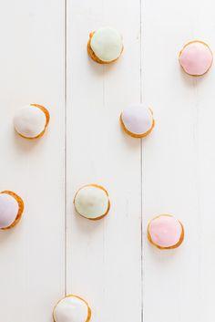 carnets parisiens | vanilla cream puffs