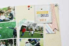 Anatomy of a Double Page Layout | May 2014