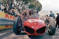 Shark nose Ferrari, Monaco 1961