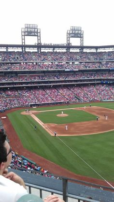 Sent in from our 50% off Phillies Ticket deal!