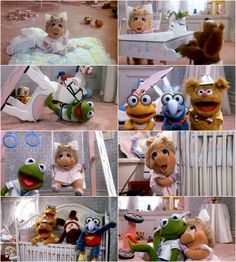 Muppet Babies-this is from The Muppets Take Manhattan. One of my favorite movies ever :) 90s Childhood, Childhood Memories, Nostalgia, Fraggle Rock, Muppet Babies, Back In My Day, Remember The Time, School Memories, 80s Kids