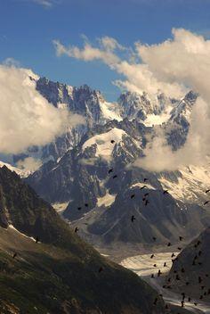 Mer de Glace, France, Chamonix-Mont-Blanc  Copyright: Raphael Grinevald