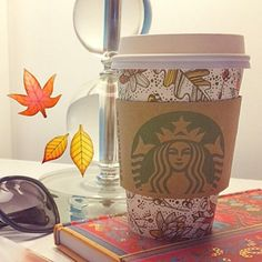 What better way to celebrate the first day of #Fall than with a #PSL from #Starbucks? ☕️ | Decode Digital Marketing