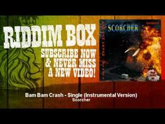Scorcher - Bam Bam Crash - Single - Instrumental Version