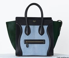 Oh Celine.... We love this versatile bag. It can be worn to work and then straight out for an afterwork cocktail
