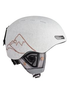 Love Is All - Snowboard Helmet 3613371724887 | Roxy