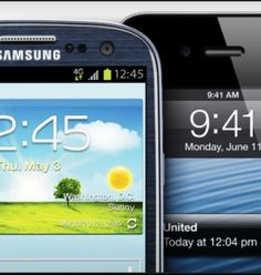 galaxy s4 vs iphone 5
