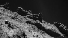 Comet landing: Organic molecules detected by Philae