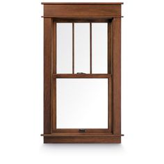 Andersen 400 Series Woodwright® Double-Hung Window Are Available at Your Local Carter Lumber. See Our Selection of Andersen 400 Windows Online Today Craftsman Windows, Craftsman Door, Craftsman Interior, Craftsman Style, Double Hung Windows, Windows And Doors, Andersen Windows, Door Trims, Window Styles