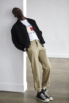 menswear which look trendy. which look trendy. Casual Outfits, Men Casual, Fashion Outfits, Mode Man, High Fashion, Mens Fashion, Fashion Spring, Fashion Graphic, Unique Fashion