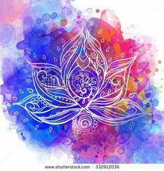 Find Ornamental Boho Style Lotus Flower Geometric stock images in HD and millions of other royalty-free stock photos, illustrations and vectors in the Shutterstock collection. Thousands of new, high-quality pictures added every day. Mandala Art, Mandalas Drawing, Mandala Design, Art Lotus, Yoga Kunst, Art Watercolor, Yoga Art, Designs To Draw, Wall Tapestry