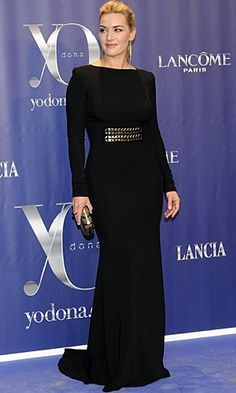 Kate Winslet in Victoria Beckham Collection