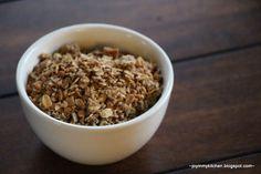 Crockpot Granola