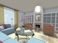 Interior Design With RoomSketcher - http://news.gardencentreshopping.co.uk/garden-furniture/interior-design-with-roomsketcher/