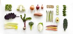The 15 Most Alkalizing Superfoods + 5 Delicious Ways To Eat Them