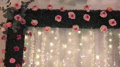 DIY-Boxwood backdrop decor Part 1 Diy- wedding Decor Diy - floral backdrop Diy Wedding Backdrop, Wedding Stage Decorations, Floral Backdrop, Diy Backdrop, Backdrop Decorations, Diy Wedding Decorations, Balloon Decorations, Birthday Party Decorations, Decor Wedding