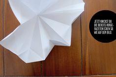 Ann.Meer by Anna-Maria Dahms: DIY: paper diamond