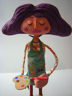 Carol W + EducAR Intercâmbios!!! | Artista Plástica | Carol W | Flickr