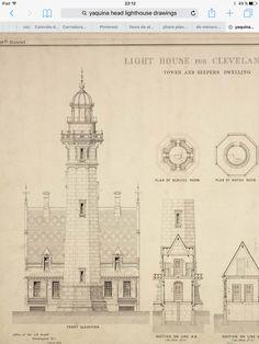 Lighthouse Art, Lighthouse Keeper, Light House, Paper Models, Tatoos, Taj Mahal, Stamps, Floor Plans, Architecture