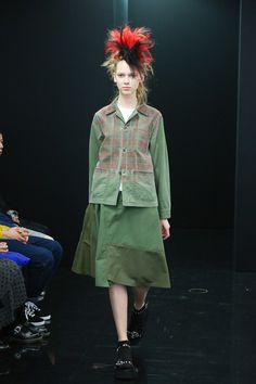 [No.3/73] tricot COMME des GARÇONS 2013~14秋冬コレクション | Fashionsnap.com