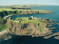 Dunnottar Castle Scotland