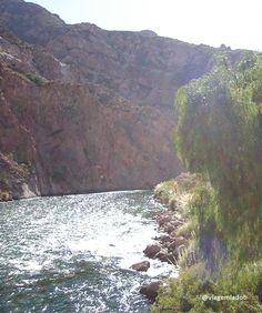 Cañón del Atuel in San Rafael - Argentina