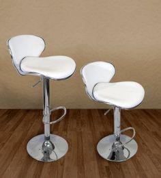 Modern Set of (2) Brand New White Swivel Leather Bar Stool Pub Barstool Modern Home,http://www.amazon.com/dp/B003PKAQA6/ref=cm_sw_r_pi_dp_ADZ0sb1WZY8603TS