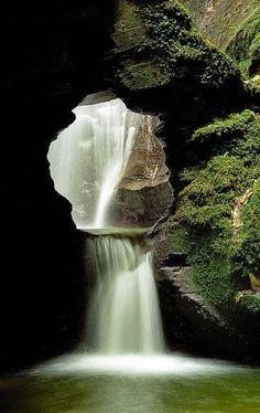 St Nectan��s Glen Waterfalls ~ Cornwall, England