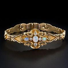 Victorian Opal Bracelet c. 1850