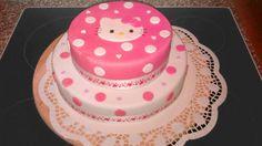 Die Hello Kitty Torte (Schokolade-Nuss Torte) ist besonders bei Kindern sehr beliebt und dieses Rezept darf auf keinen Kindergeburtstag fehlen.