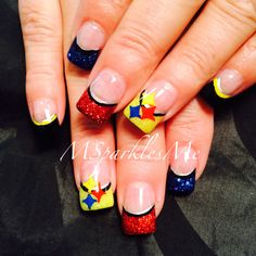Nails art nails steelers pittsburgh steelers nail art nailart nail steeler nail art prinsesfo Choice Image