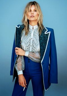 """thefashionbubble: """" Kate Moss for AnOther Magazine Fall/Winter 2014, ph. by Alasdair McLellan. """" xx"""