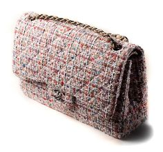 Chanel Tweed Flap
