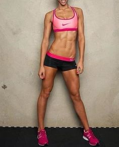 Tips on How To Get In Shape and Keep It Up - It takes about 60 days before you start seeing results from any workout routine. Don't lose motivation due to the length of time 'til you see the first result.. #FITNESSMODELS