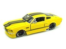 1967 Ford Mustang GT 1/24 Yellow