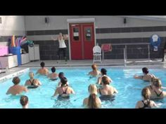 ▶ Timber Aqua Zumba by Marlène - YouTube