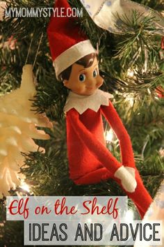 Elf on the Shelf tips and ideas