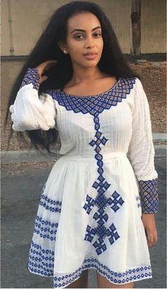 xxx Ethiopian dress
